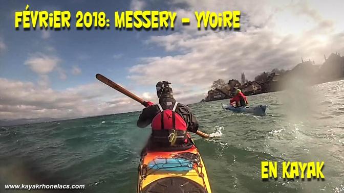 Vidéo: «Le lac Léman: de Messery à Yvoire»
