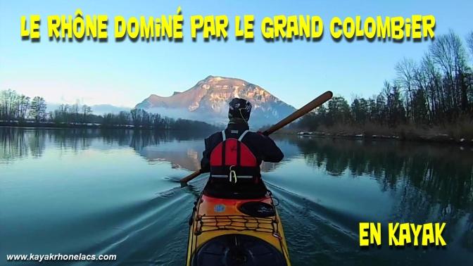 Vidéo: «Le Rhône dominé par le Grand Colombier»