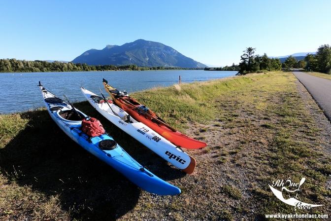 86 Km entre le Rhône et le Lac du Bourget