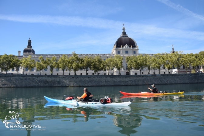 Destination Lyon Kayak: Etape Finale