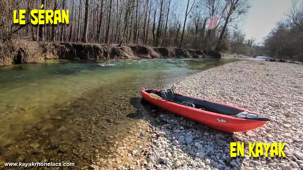 "Vidéo: ""Le Séran en Kayak"""