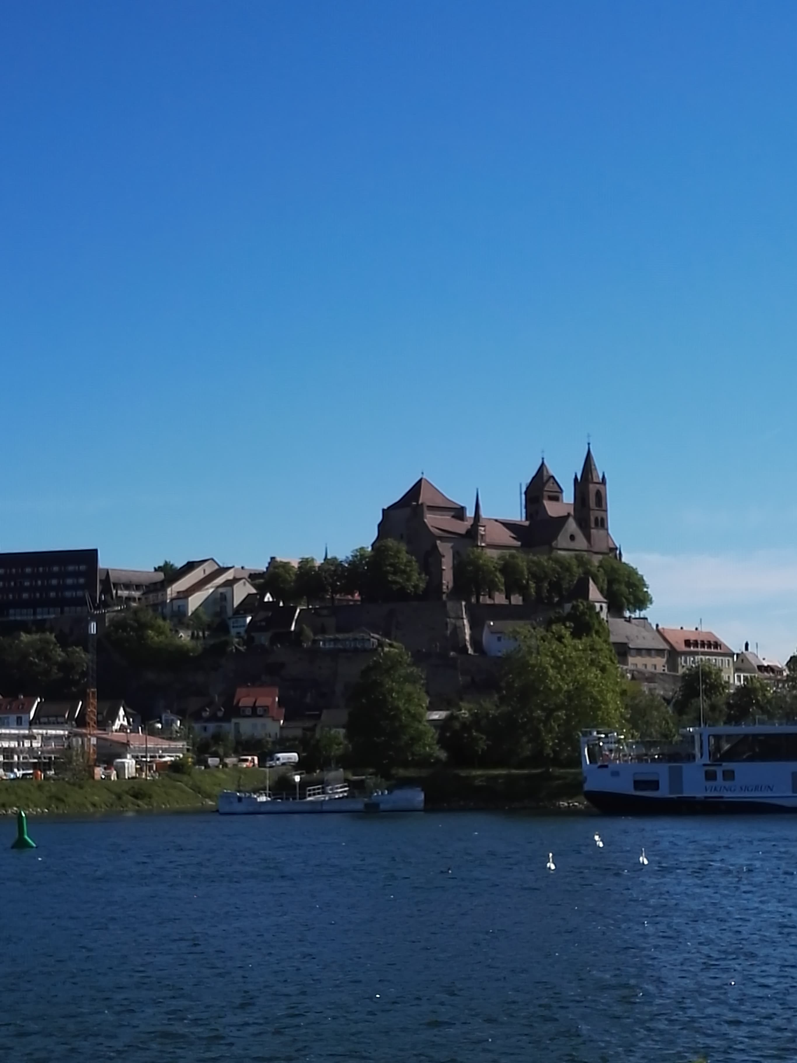 Le Rhin – Jour 10 à 15