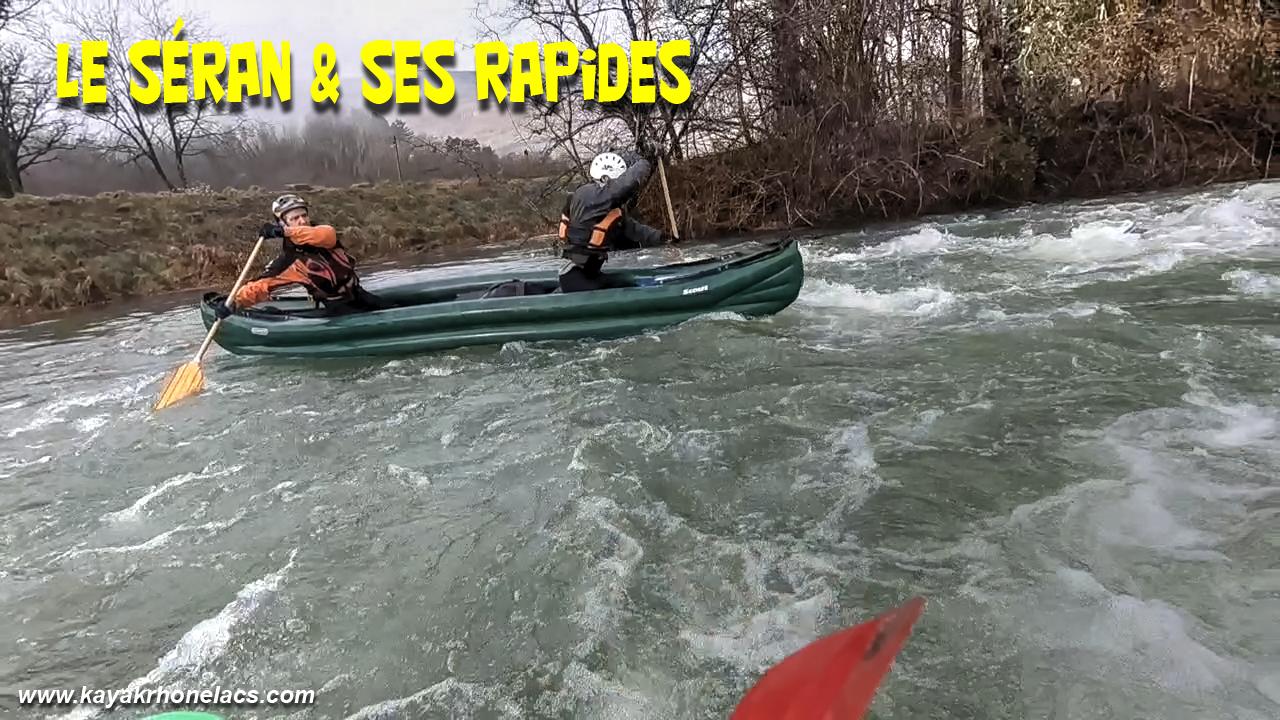 """Vidéo: """"Le Séran et ses rapides"""""""