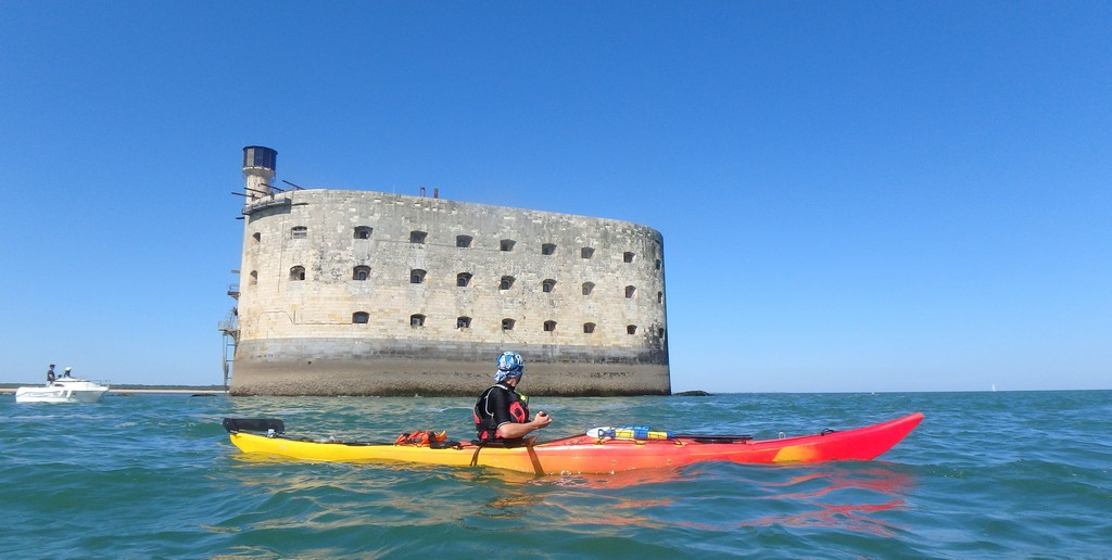 A l'assaut du Fort Boyard