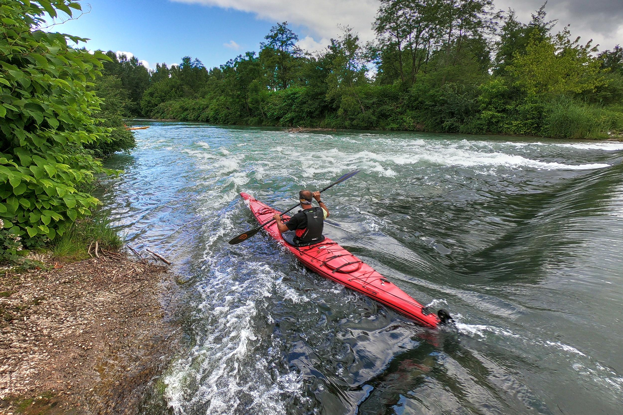 [Photos] La réserve du Haut Rhône