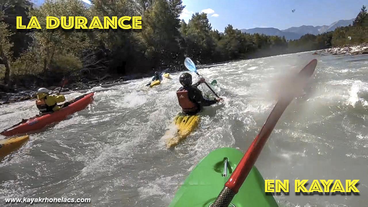 "[Vidéo]: ""La durance en kayak"""
