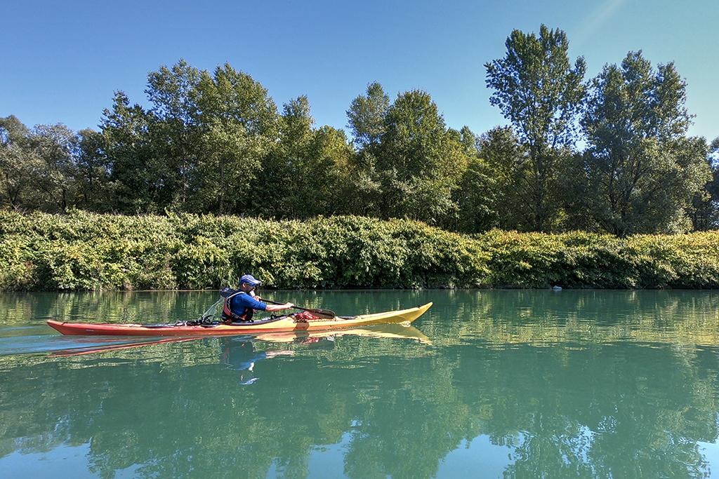 Portrait d'un kayakiste hors normes!!!
