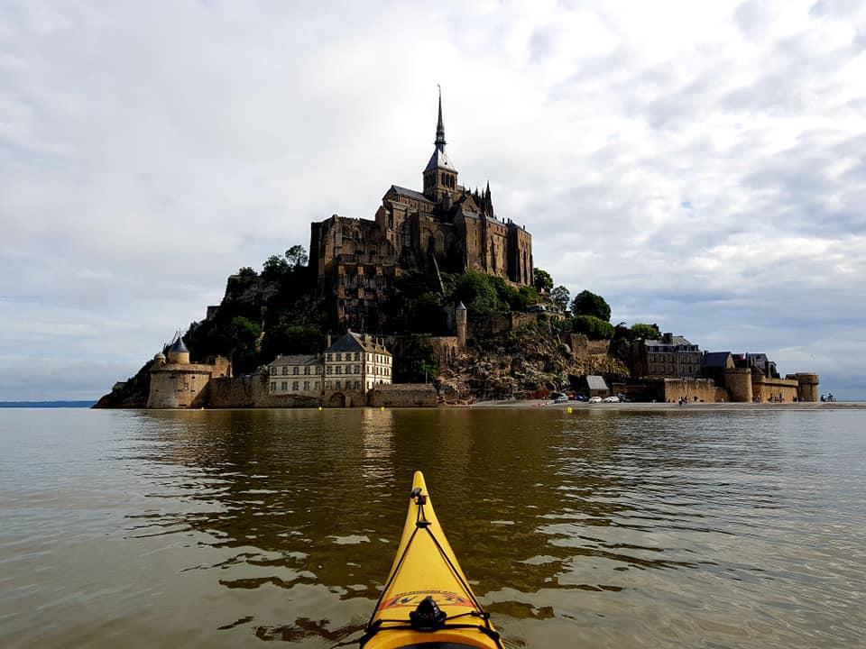 Tour de France Kayak / VTT: A l'assaut du Mont St Michel!!!